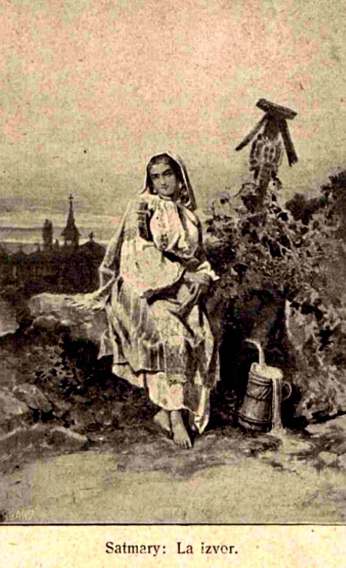 Satmary La izvor LUCEAFARUL n 17 1908 p 422