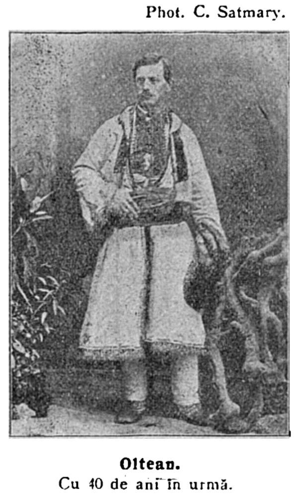 Satmary Oltean 1869 CLA 1909 p 116