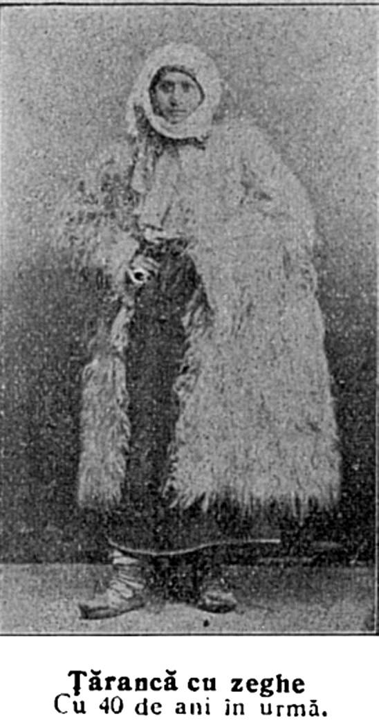 Satmary Taranca cu zeghe CLA 1909 p 283