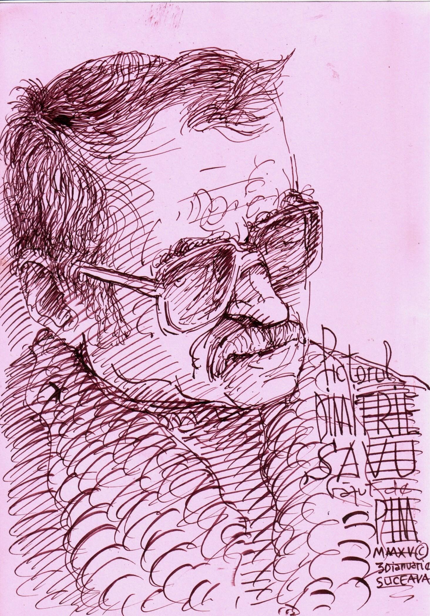 Dimitrie Savu, văzut de PIM