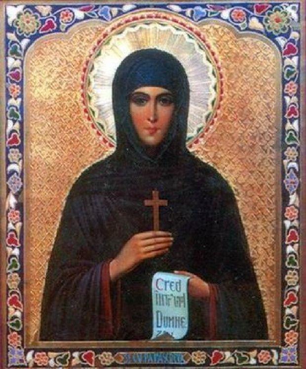 Sfânta Vineri - în ortodoxie: Sfânta Parascheva