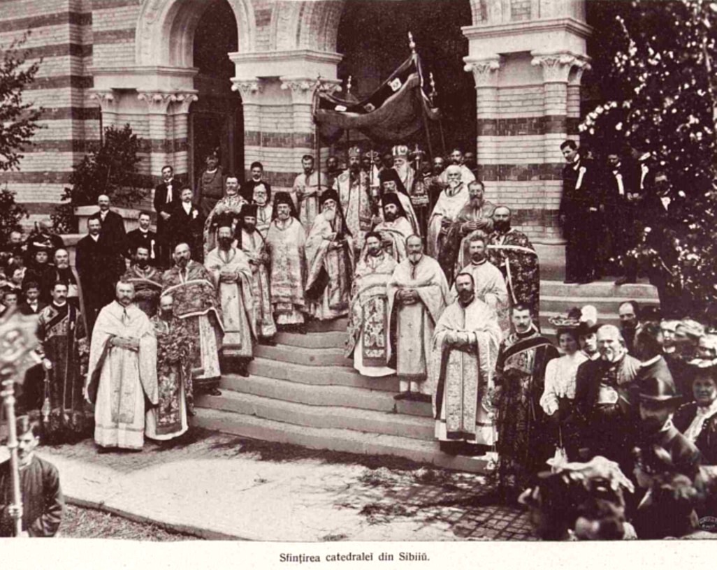Sibiu Catedrala LUCEAFARUL n 9 10 1906 p 200