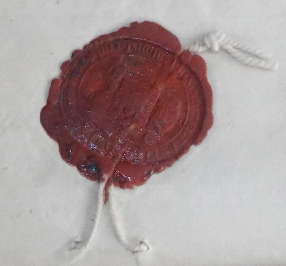 Sigiliu rosu Plopeni