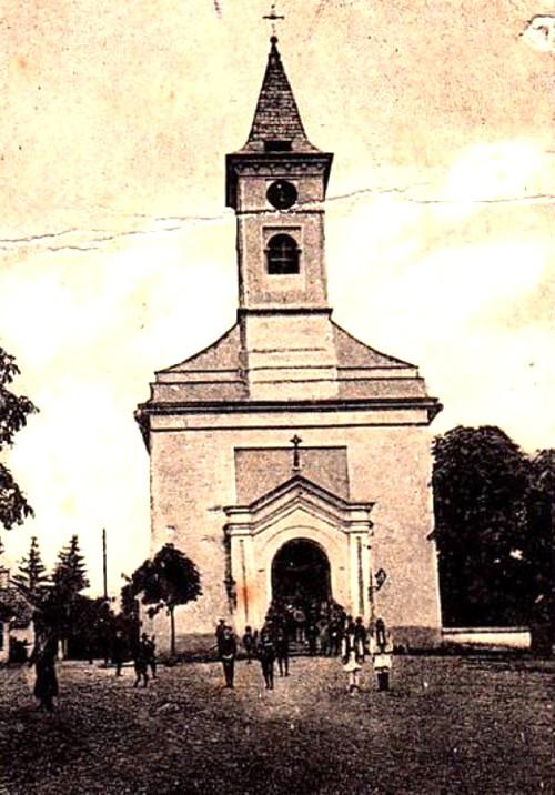 Siret, biserica romano-catolică