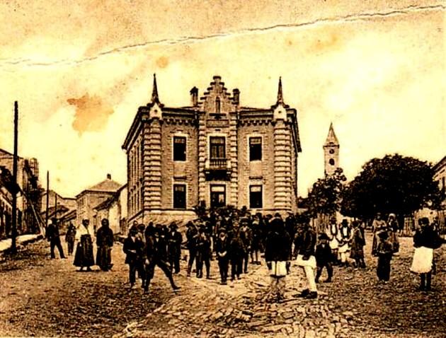 Vila Amelia din Siret