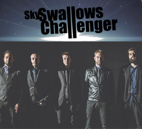 Sky Swallows Challenger cu sigla