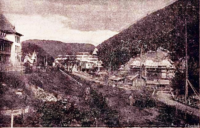 Slanic Moldova MINERVA 1900