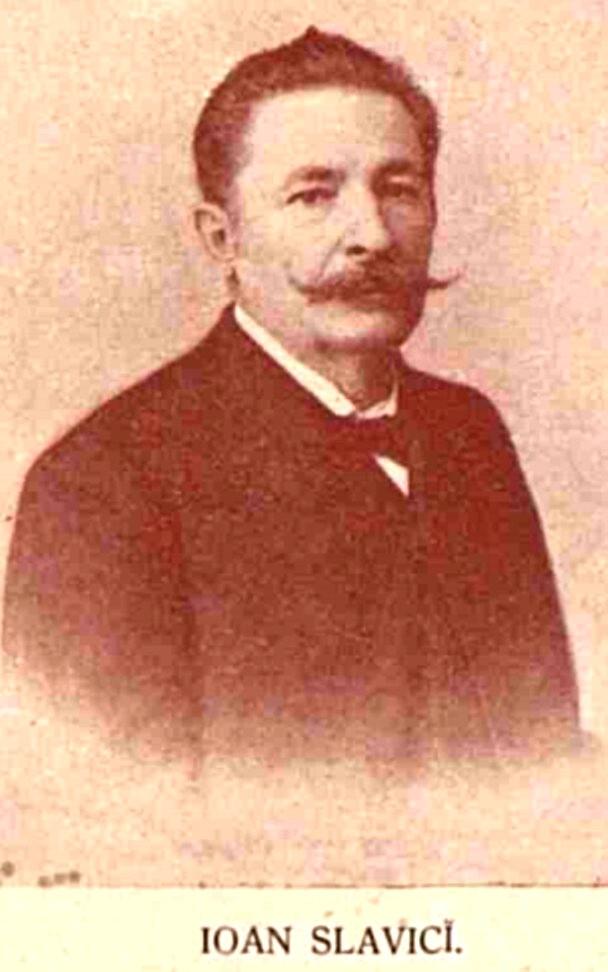 """Slavici, în 1905; din 1919, şi """"Luceafărul"""" îl va ignora"""