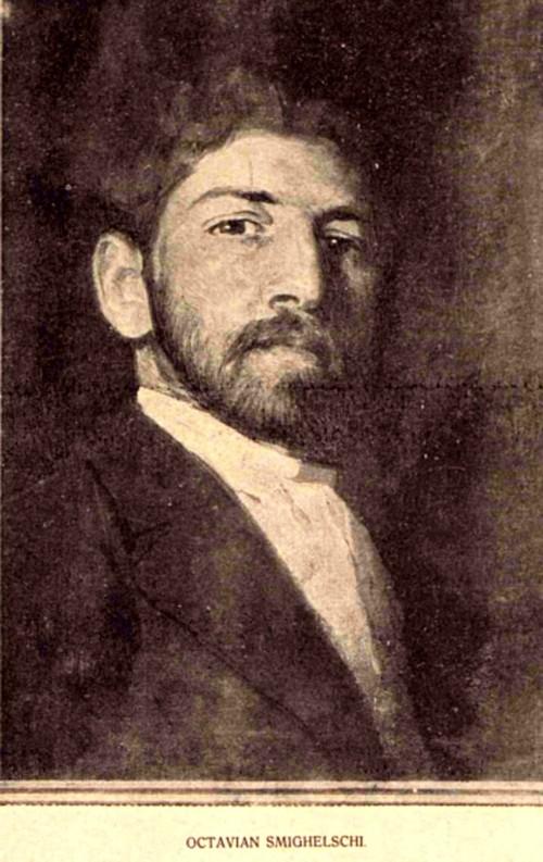 Smighelschi Octavian pictor LUCEAFARUL nr 24 1903 p 395
