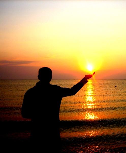 Cu Soarele în palmă - foto Ana Cozmina Ignat