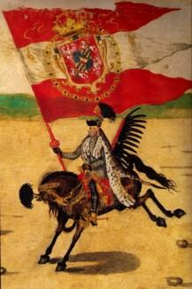 Sobieski husar polon