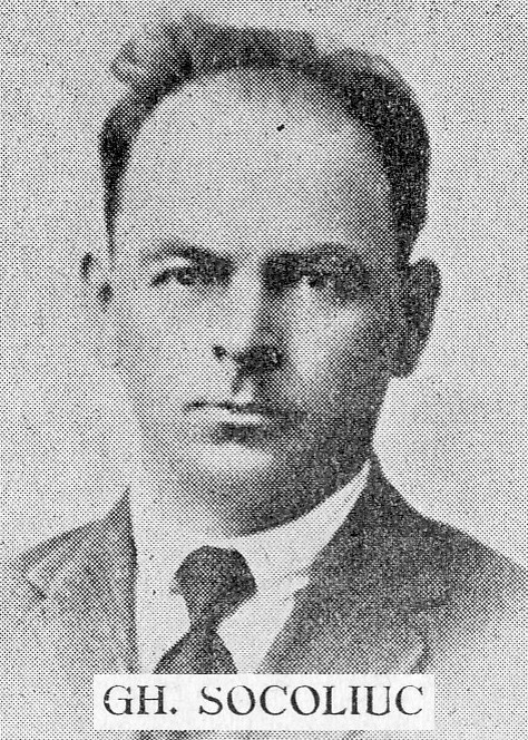 Socoliuc Gheorghe