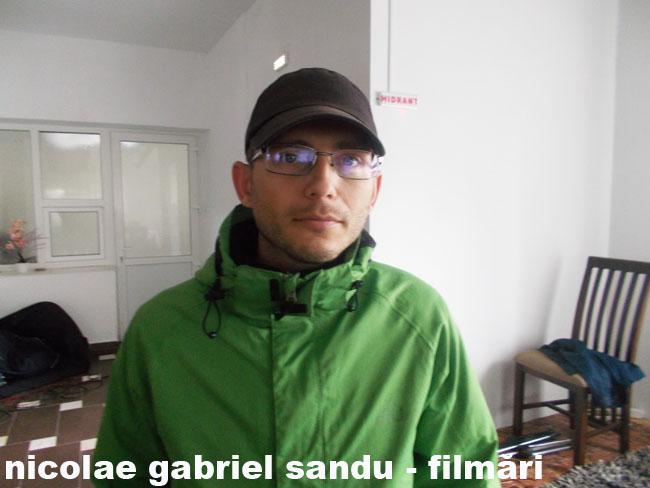 Solca Nicolae Gabriel Sandu