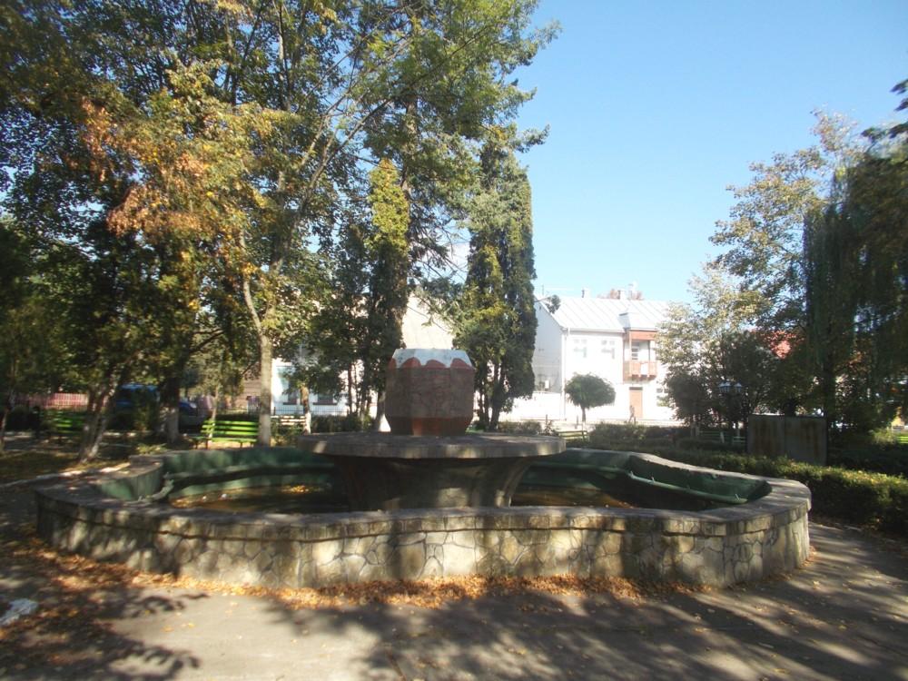 Solca Parcul Central fântâna 2