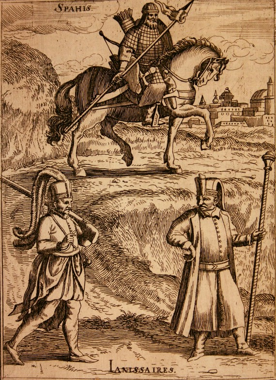 Soldati turci vazuti de Munster