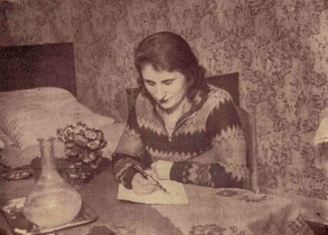 Sora Tilei Schweig, o altă victimă a neguţătorilor de femei.