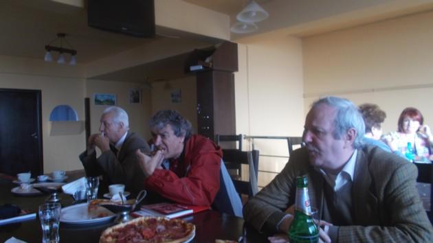 Roman Istrati: Horbovene, cum tu nu eşti poet, profită de pizza!
