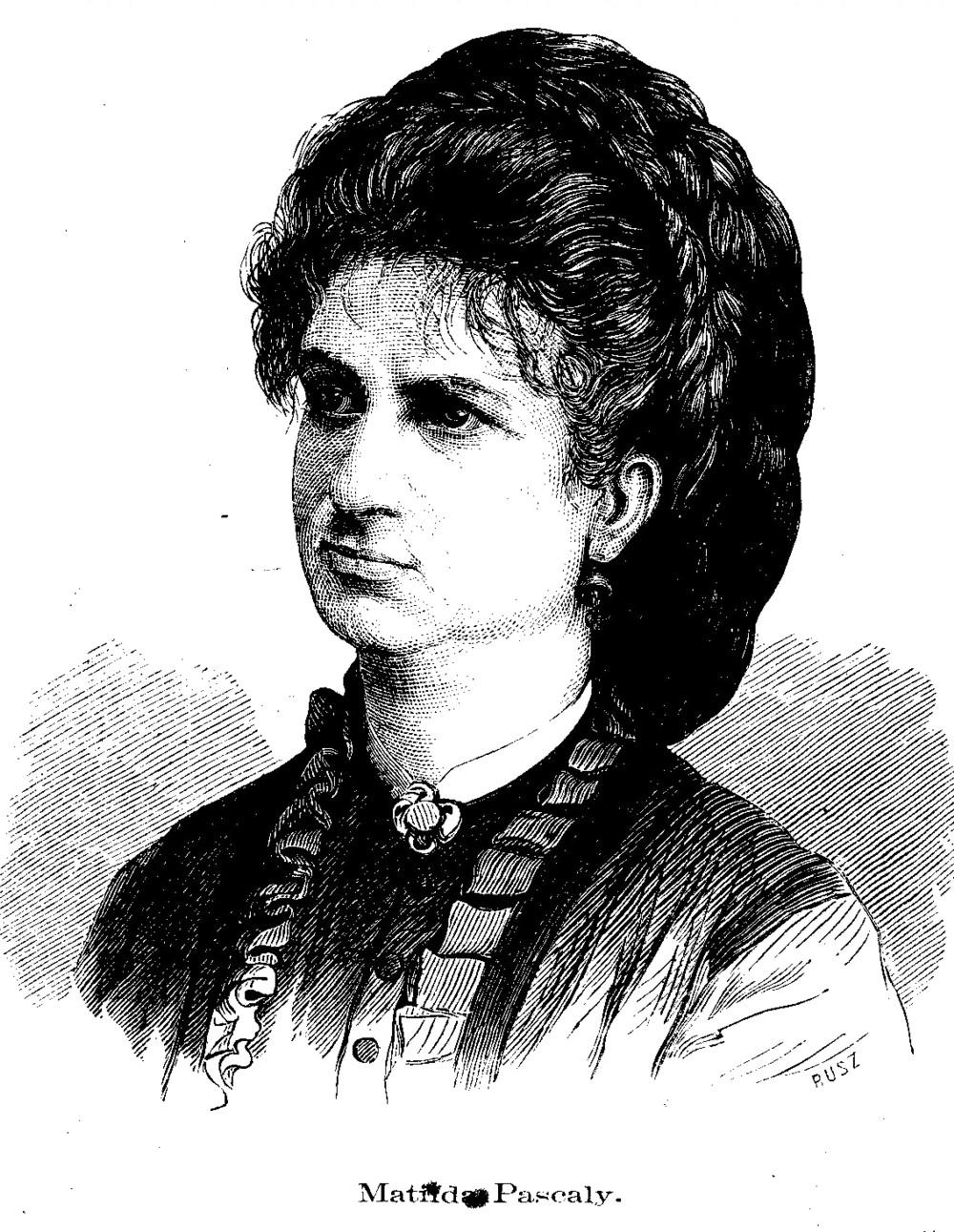 Soţia lui Mihail Pascally