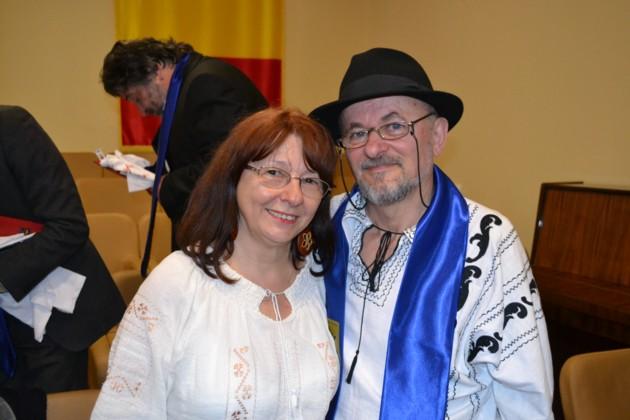 Nelu şi Carmen Marcean, făptuitorii vindecătoarei sărbători