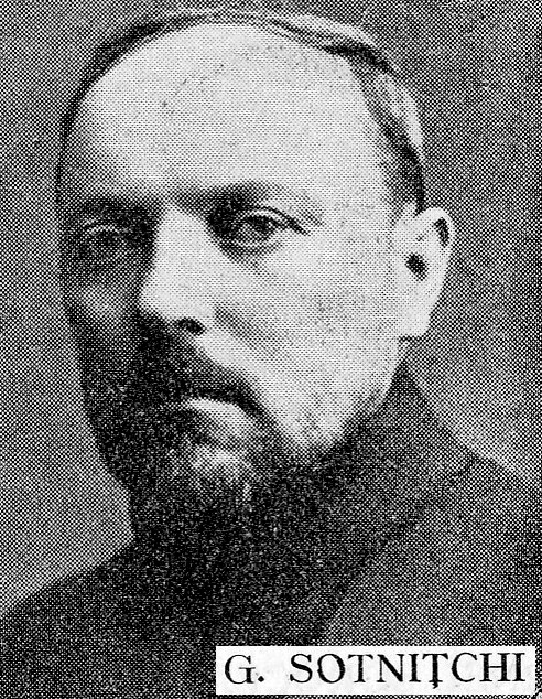 Sotnitchi George