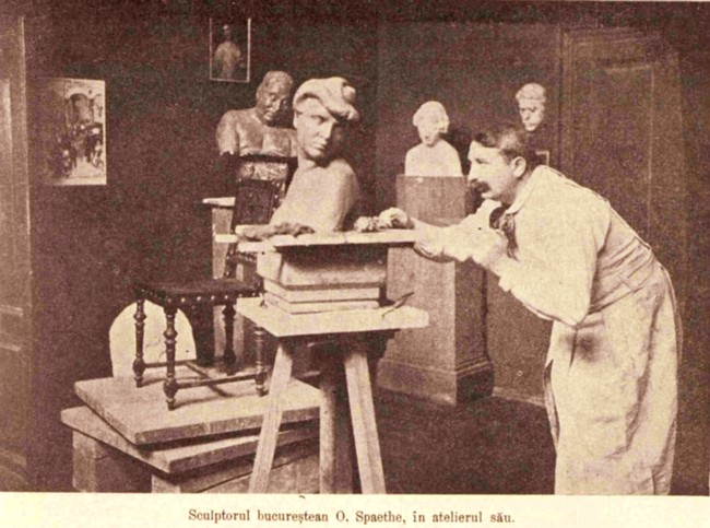 Spaethe O LUCEAFARUL n 4 1908 p 67