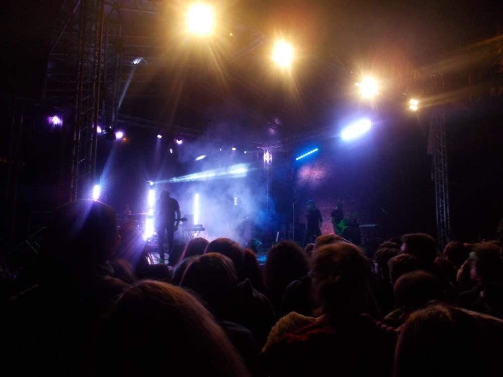 """Finalul Festivalului Internaţional """"Bucovina Rock Castle 2015"""""""