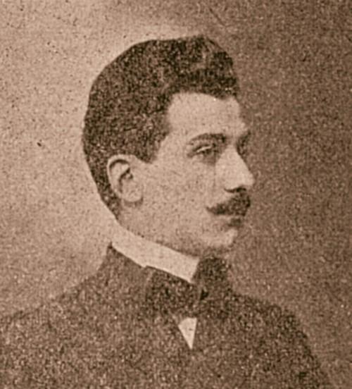 Stamatiad Alexandru poet foto CLA 1909 p 323