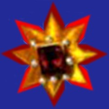 Steagul Angliei Dracula cu bij 1