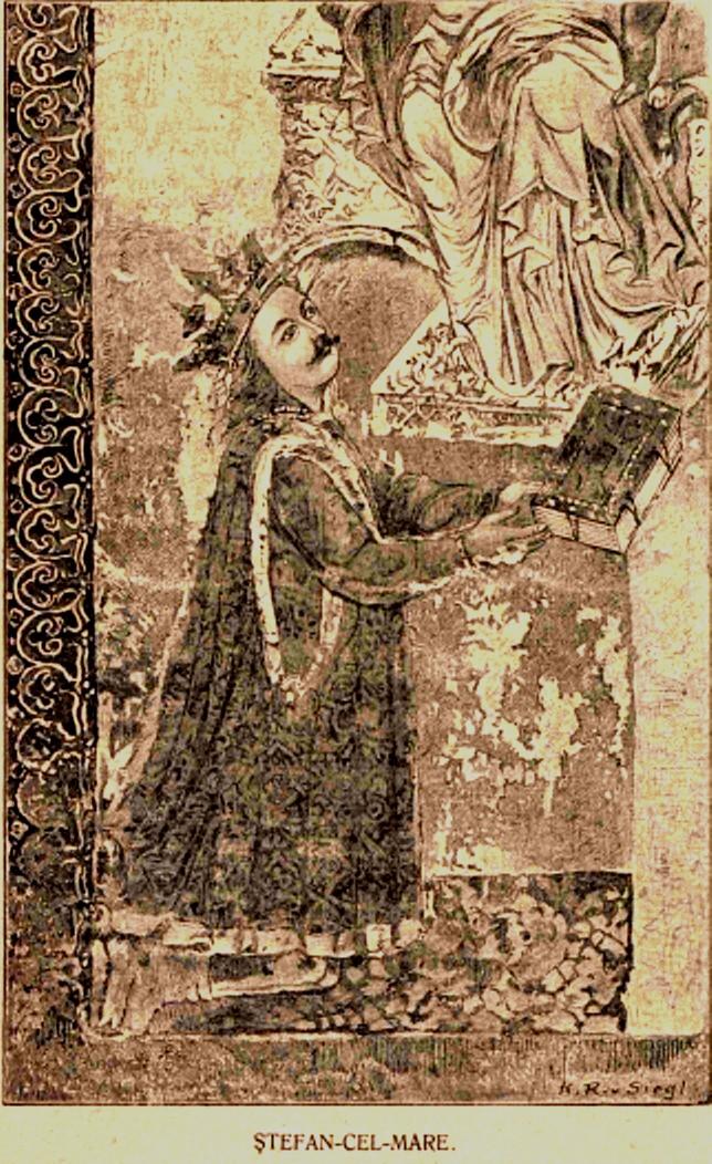 Stefan cel Mare LUCEAFARUL nr 12 13 1904 p 229