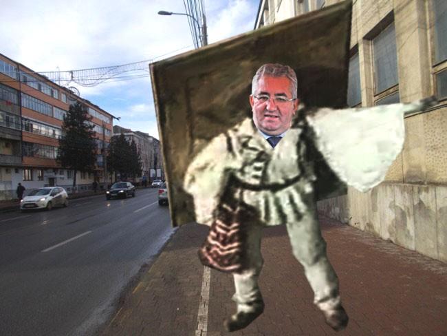 Ion Lungu: Alegiri? să văd io cini intrî  în Primarii, cân' uşa îi la mini...