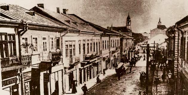 Suceava, Strada Mare