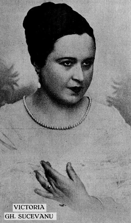 Suceveanu Victoria