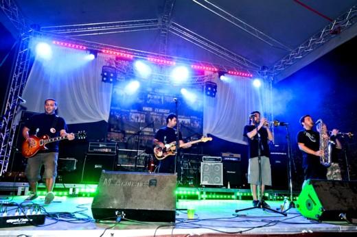 Un rock cu sonorităţi balcanice - Fotografie de Victor T. RUSU