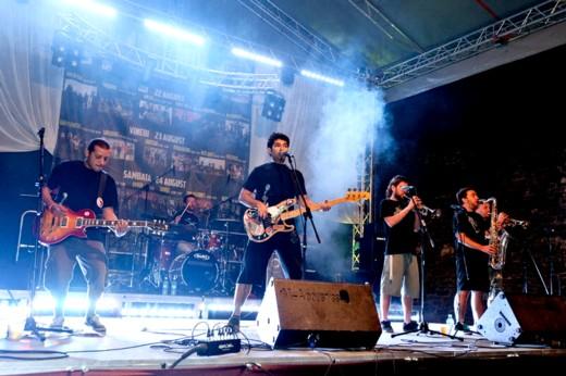 Un concert memorabil: Superhiks - Fotografie de Victor T. RUSU