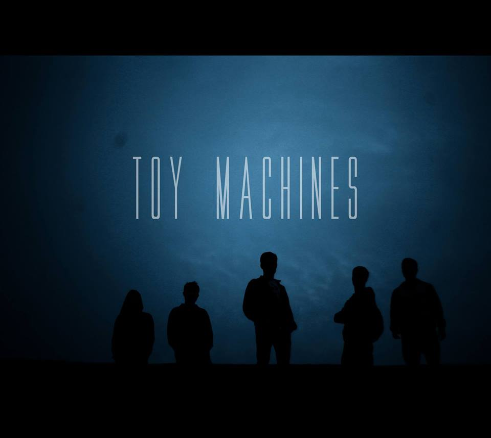 TOY MACHINES de coperta
