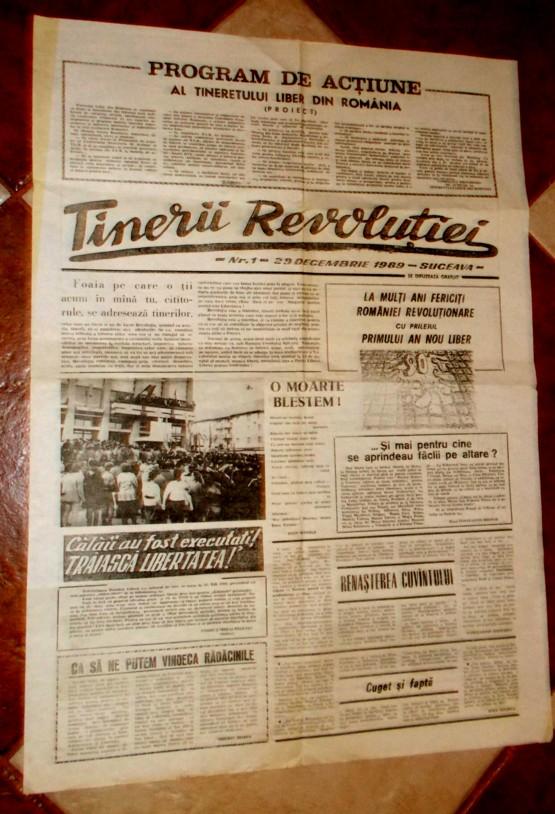 Prima gazetă particulară din România