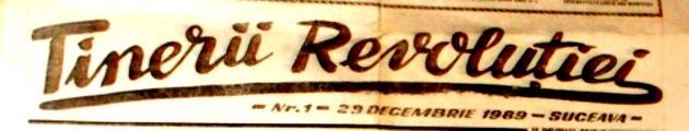 TR titlul gazetei