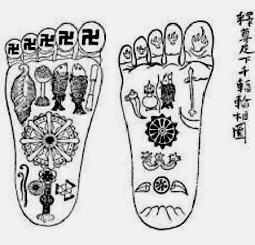 Secretele de pe Tălpile lui Buddha