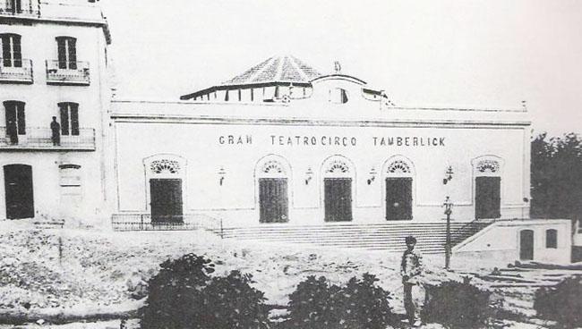 Tamberlick Gran TeatroCirco