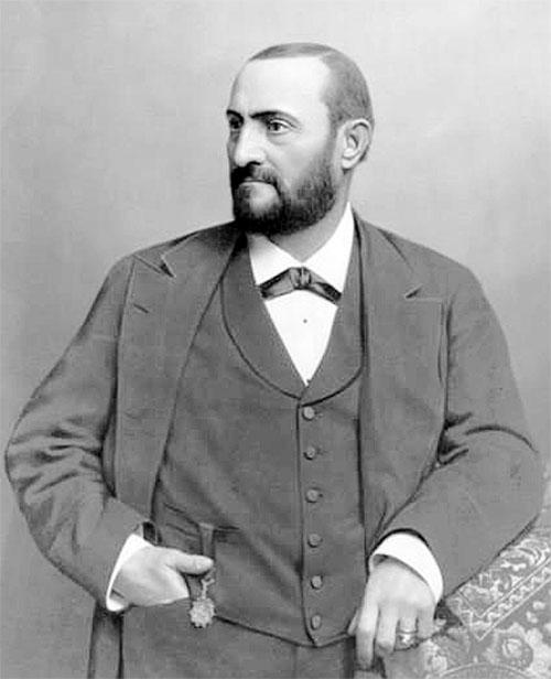 Tamberlick, în 1855