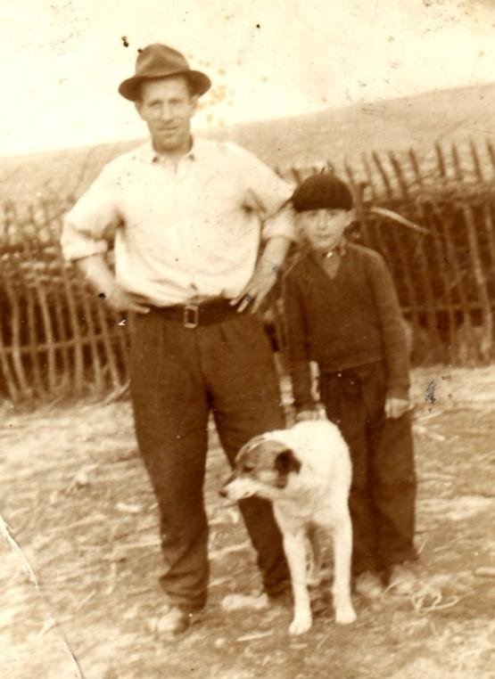 Cu tata şi cu Muzu