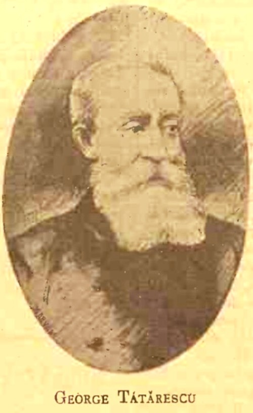 Tatarescu George GAZETA ARTELOR 1902 n 8