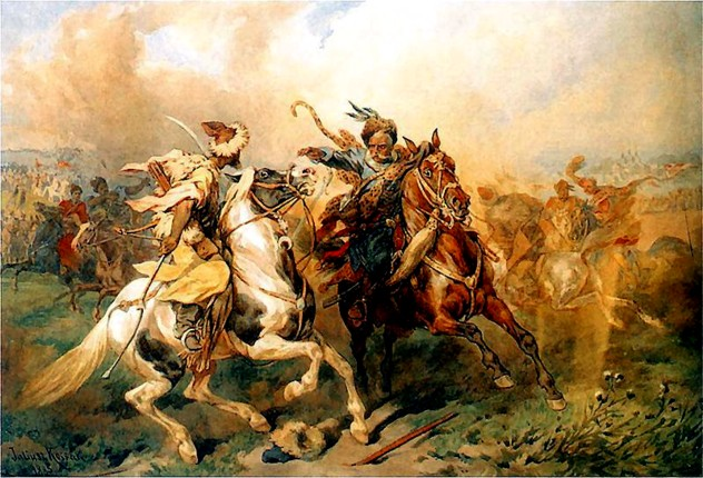 Tatari cazaci