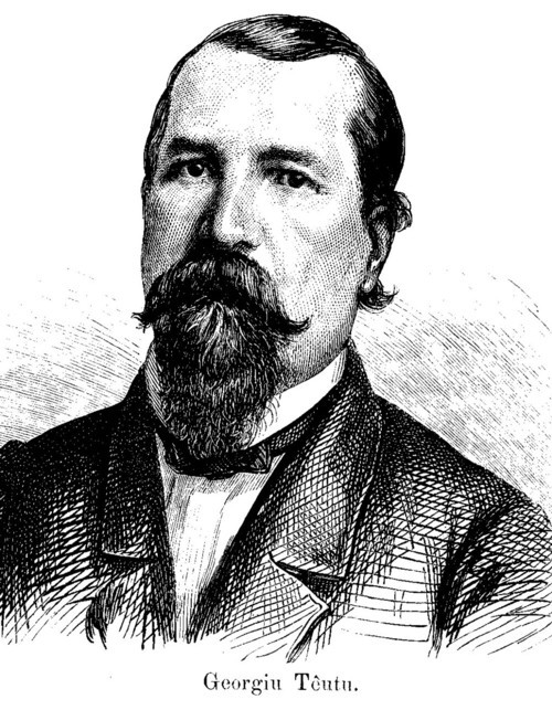 Tautu George Familia 12 din 1865