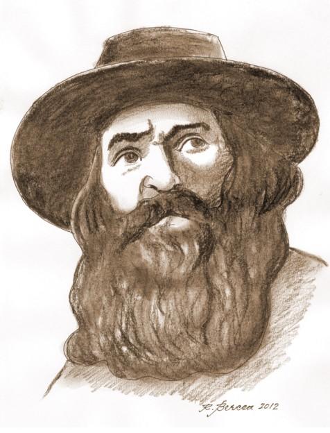 "Mihai Teliman acel ""Caragiale al Bucovinei (20.11.1863, Siret - 21.12.1902, Siret"