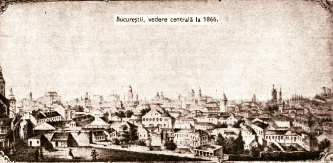 Tempera Bucuresti 1866