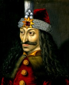 Spaţiul deplinei sacralităţi, pe bijuteria lui Vlad Ţepeş