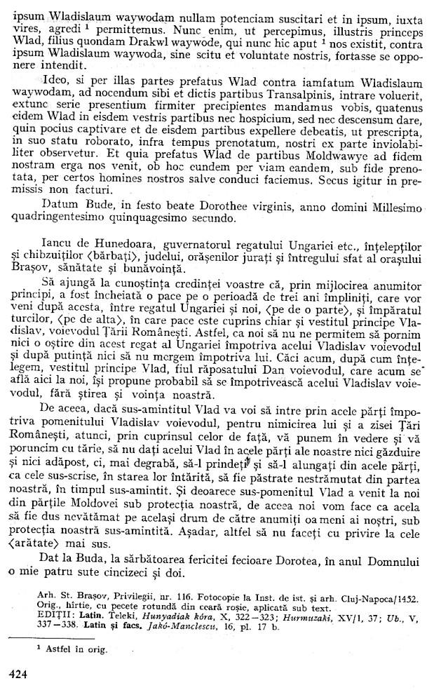 Tepes document 1