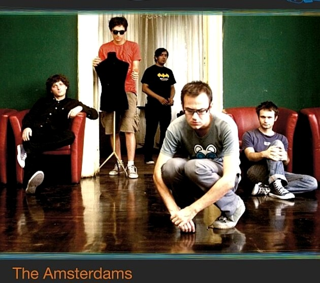 TheAmsterdams