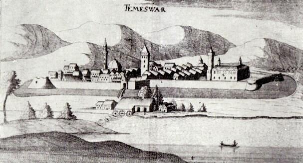 Timişoara, după anul 1600
